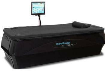 used hydromassage bed or table